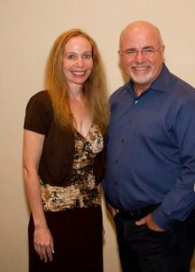 me and Dave Ramsey